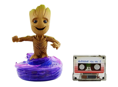 Marvel's Guardians of the Galaxy Vol. 2: XPV Rock N' Roll Groot TOY IMAGES 33