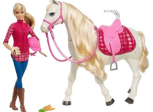 Mattel's Barbie DreamHorse 2