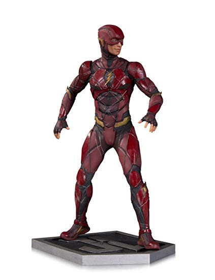 DC Justice League [Movie] Collectible Statues FLASH