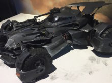 Mattel's Fully Loaded Batmobile 4
