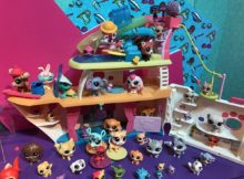 Littlest Pet Shop LPS Cruise Ship 1