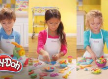 Play-Doh Kitchen Creations Magical Oven 3