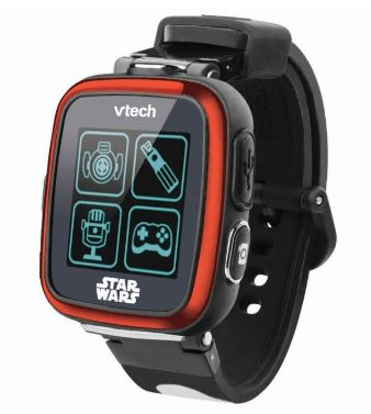 VTech Electronics Star Wars Stormtrooper Camera Watch star wars watch